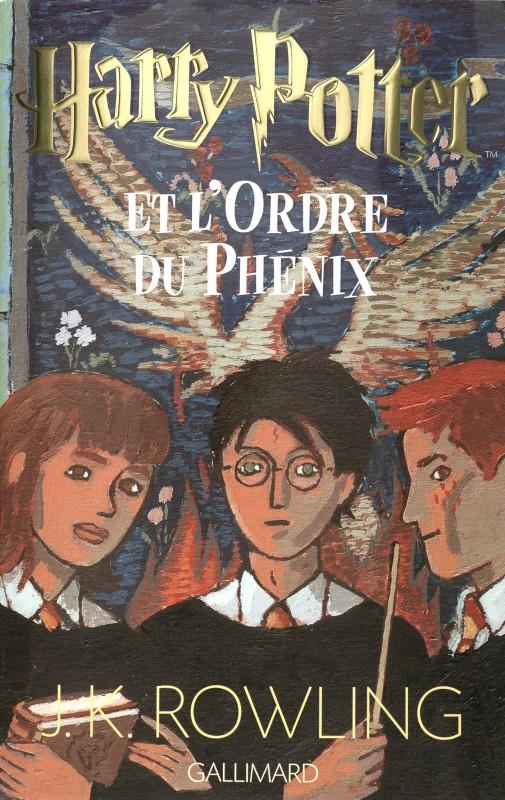 Harry Potter n° 05 Harry Potter et l'ordre du Phénix