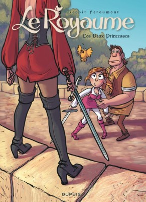 """Afficher """"Royaume (Le) n° 2 deux princesses (Les)"""""""