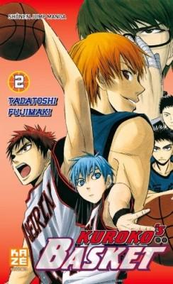"Afficher ""Kuroko's basket n° 2"""