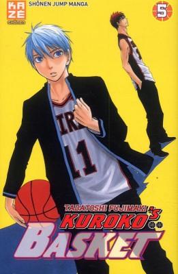 "Afficher ""Kuroko's basket n° 5"""