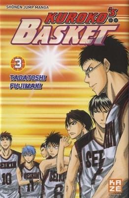 "Afficher ""Kuroko's basket n° 3"""