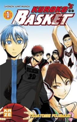 "Afficher ""Kuroko's basket n° 1"""