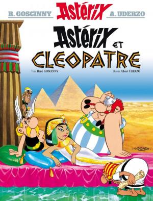 """Afficher """"Une aventure d'Astérix n° 6 Astérix et Cléopâtre"""""""