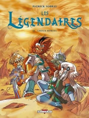 """Afficher """"Les Légendaires n° 15Les légendaires n° 15Amour mortel"""""""