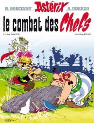 """Afficher """"Une aventure d'Astérix n° 7 Le combat des chefs"""""""