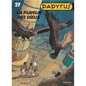 """Afficher """"Papyrus n° 27 La Fureur des dieux"""""""