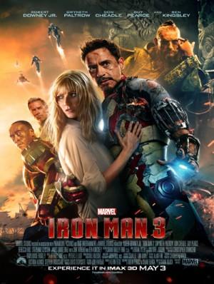 """Afficher """"Iron Man 3"""""""