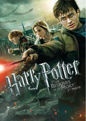 """Afficher """"Harry Potter n° 8<br /> Harry Potter et les reliques de la mort - 2ème partie"""""""