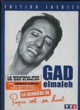 """Afficher """"contenu dans Le Coup de vieux<br /> Gad Elmaleh : La dernière de Papa est en haut"""""""