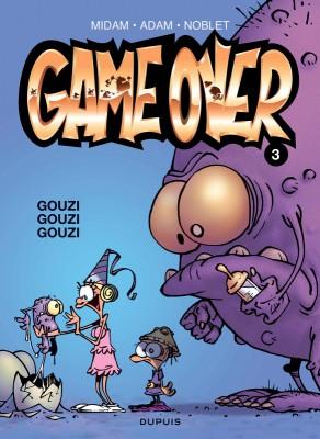 "Afficher ""Game over n° 3 Gouzi gouzi gouzi"""