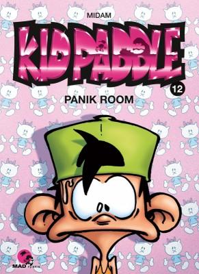 """Afficher """"Kid Paddle n° 12 Panik room"""""""
