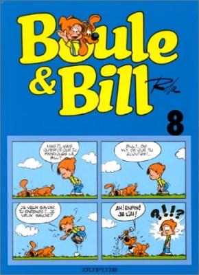 """Afficher """"Boule & Bill n° 8"""""""