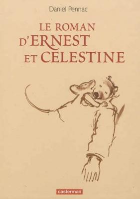 vignette de 'Le roman d'Ernest et Célestine (Daniel Pennac)'