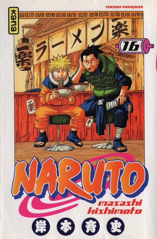 Naruto n° 16