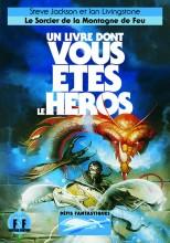 """Afficher """"Défis fantastiques n° 1 Le Sorcier de la Montagne de feu"""""""