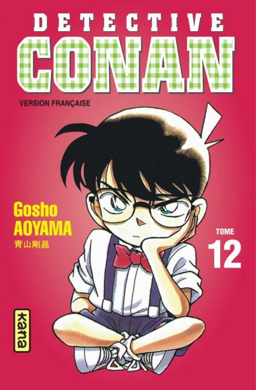 Détective Conan n° 12