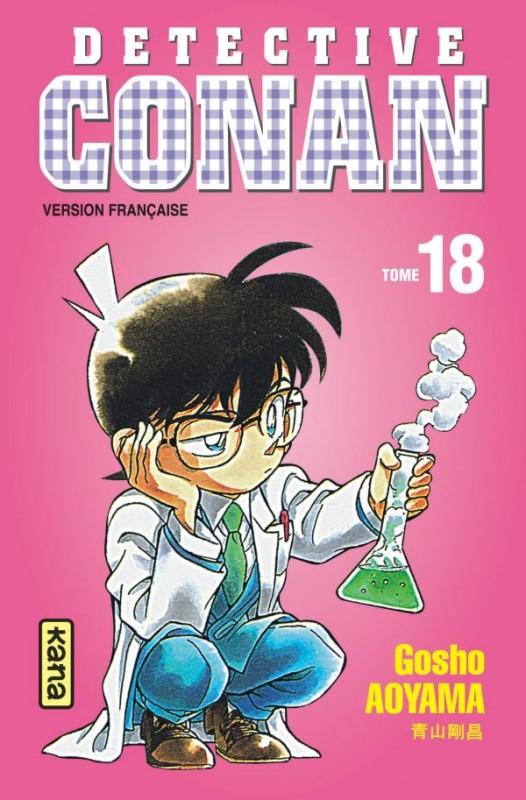 Détective Conan n° 18