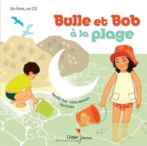 """Afficher """"Bulle et Bob à la plage"""""""