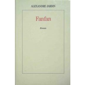 Couverture de Fanfan : roman