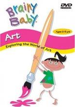 """Afficher """"Brainy Baby - Art"""""""