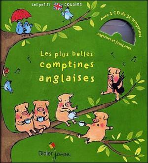 """Afficher """"Les plus belles comptines anglaises"""""""