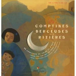 vignette de 'Comptines et berceuses des rizières (Chantal Grosléziat)'