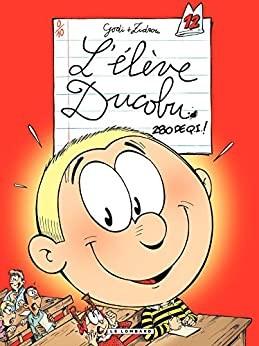"Afficher ""L'élève Ducobu n° 12280 de QI !"""