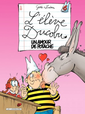 """Afficher """"L'élève Ducobu n° 6Un amour de potache"""""""
