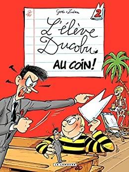 "Afficher ""L'Elève Ducobu n° 02<br /> Au coin !"""