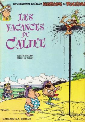 """Afficher """"Iznogoud n° 3 Iznogoud et les vacances du calife"""""""