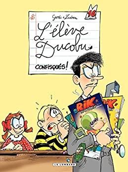 """Afficher """"L'élève Ducobu n° 16Confisqués !"""""""