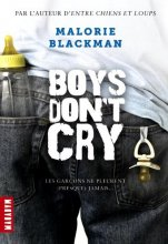 "Afficher ""Boys don't cry"""