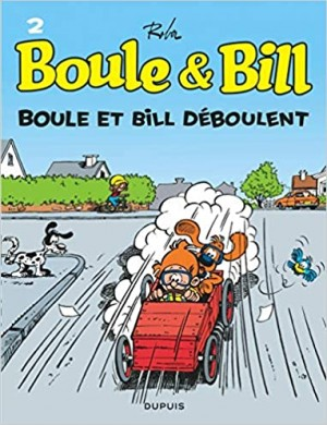 """Afficher """"Boule & Bill n° 2Boule et Bill déboulent"""""""