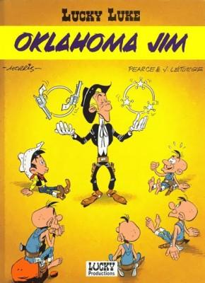"""Afficher """"Lucky Luke n° 73Oklahoma Jim"""""""