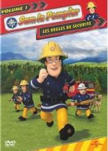 """Afficher """"Sam le Pompier n° 1<br /> Les règles de sécurité"""""""