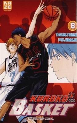 "Afficher ""Kuroko's basket n° 8"""