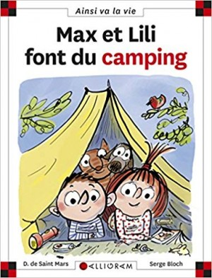"""Afficher """"Max et Lili font du camping"""""""