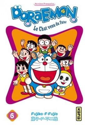 """Afficher """"Doraemon n° 6"""""""