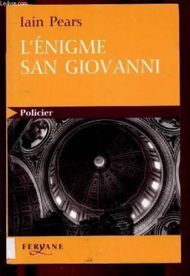 "Afficher ""L'énigme San Giovanni"""