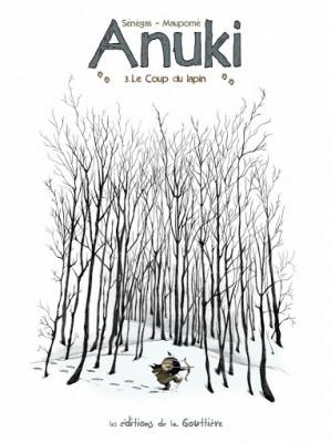 """Afficher """"Anuki n° 3<br /> Le Coup du lapin"""""""
