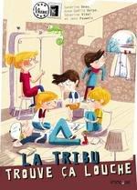 """Afficher """"La tribu n° 1 La Tribu trouve ça louche"""""""