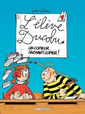 """Afficher """"L'élève Ducobu n° 1Un copieur sachant copier"""""""