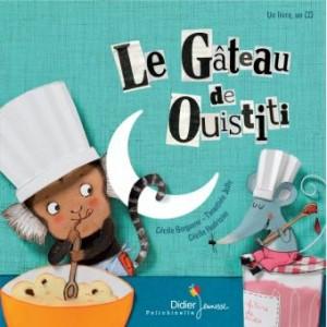 "Afficher ""Le Gâteau de Ouistiti"""