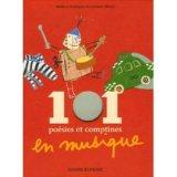 """Afficher """"101 poésies et comptines en musique"""""""