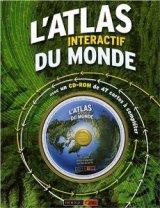 """Afficher """"L'Atlas intéractif du monde"""""""