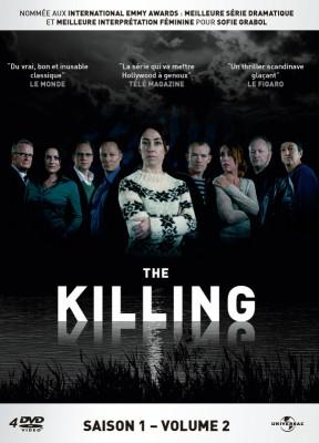 "Afficher ""The killing n° 2/2 The killing. Saison 1"""