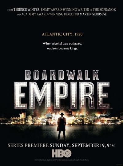 Boardwalk empire n° 1 Boardwalk empire, saison 1