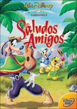 """Afficher """"Saludos amigos"""""""