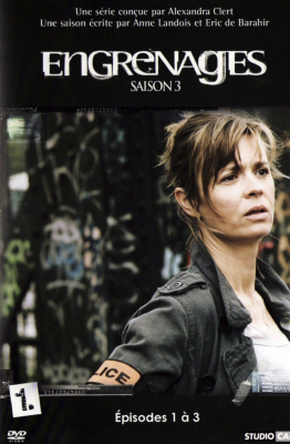 "Afficher ""Engrenages n° 3 Engrenages, saison 3"""