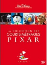 "Afficher ""La collection des courts métrages Pixar : volume 1"""